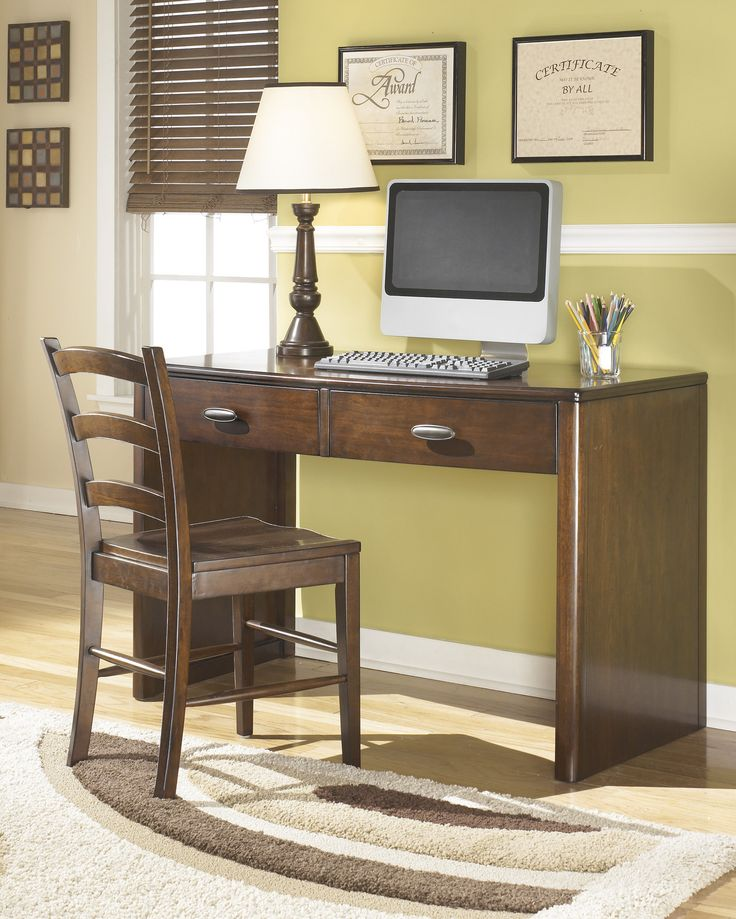 a simple desk with two drawers you will have an instant workspace ideal for a youth bedroom small home office or living room