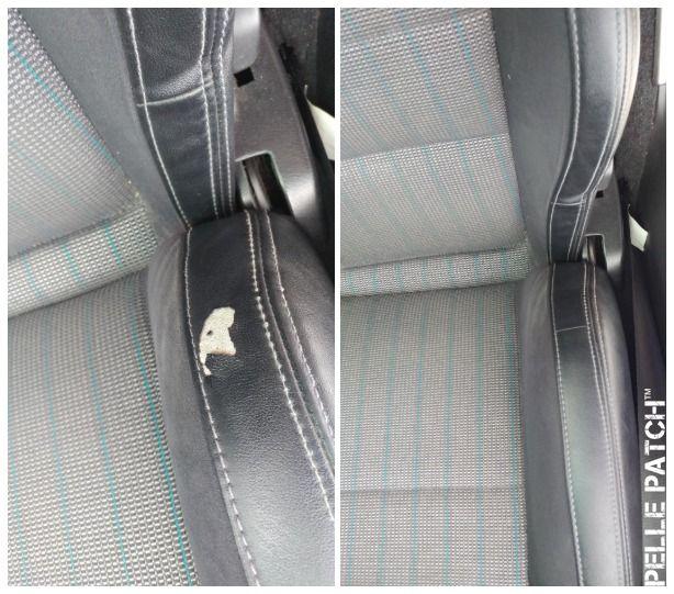 Leather Repair Kit Restore Couch Car Seat Sofa Furniture Vinyl Dark Silk Beige