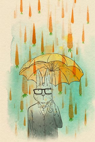 A Walk in the Rain by Lim Heng Swee