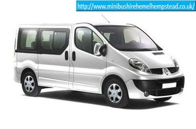 Minibus hire with driver Hemel Hempstead or Mini coach hire Hemel Hempstead for any occasion whether it be a minibus hire for an airport transfer, minibus hire for corporate events, minibus hire for nights out