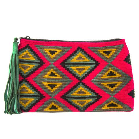 Cauca Clutch - Wayuu Bags