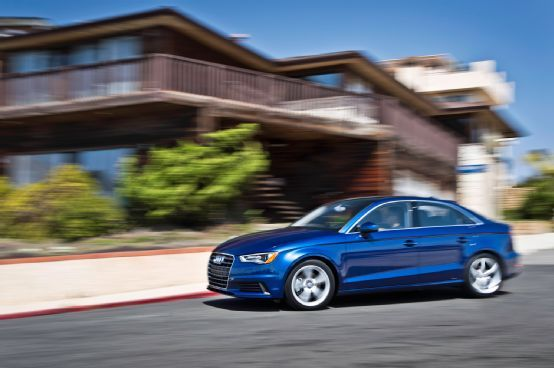 2015 Audi A3 1.8T First Test - Motor Trend
