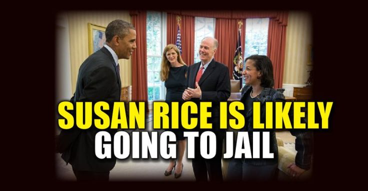 BREAKING : Susan Rice Could be Headed to Jail, Leaking Unmasked Info a Federal Felony – TruthFeed
