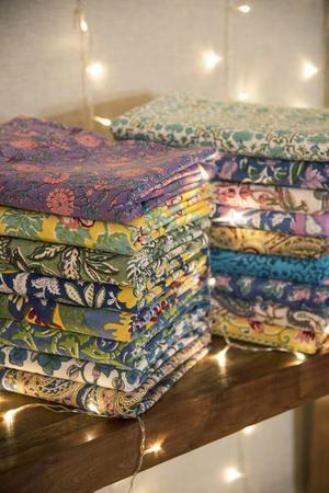 243df33b3e7e Provincial Block Print Tapestry | DECORATIONS | Decor, Tapestry ...