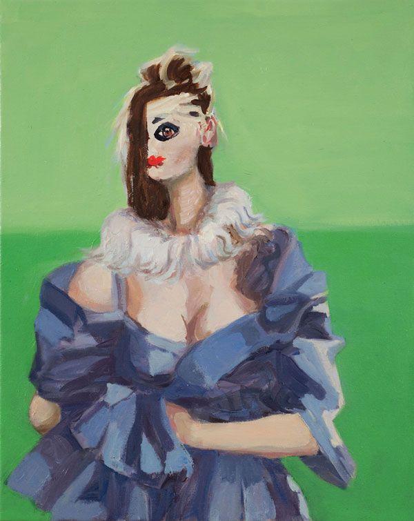 Janet Werner, Little Green, 2013