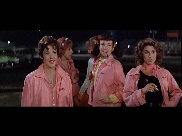 Grease - Pink Ladies