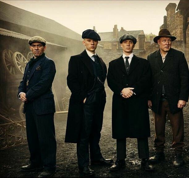 Johnny Dogs, John Shelby, Tommy Shelby & Curly | Peaky Blinders