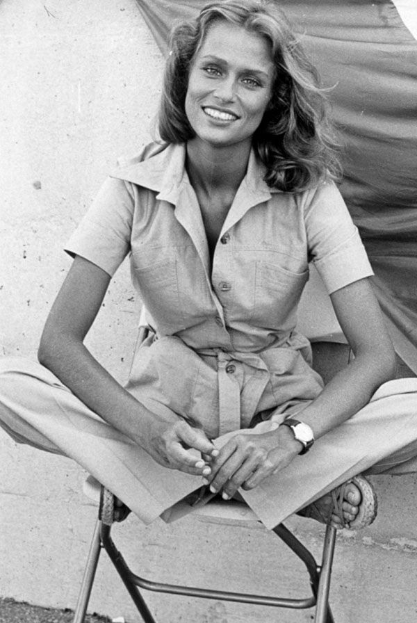 Lauren Hutton, 1970s  beauty icon | style icon | hollywood | seventies | style inspiration | celebrity style