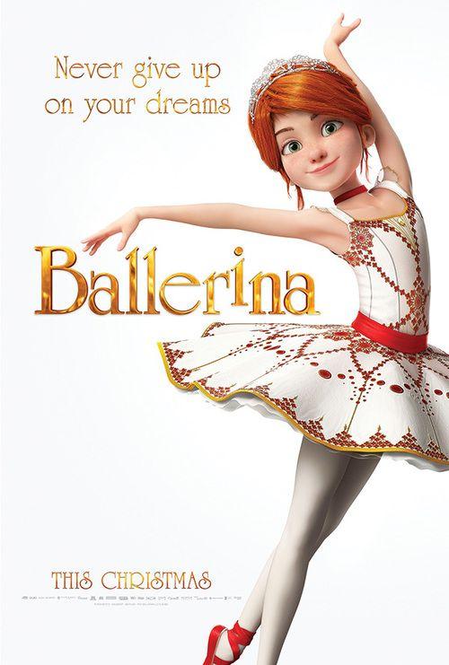 Watch Ballerina 2016 Full Movie Online Free