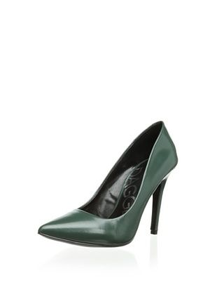 77% OFF Kelsi Dagger Women's Evan Pump (Emerald)