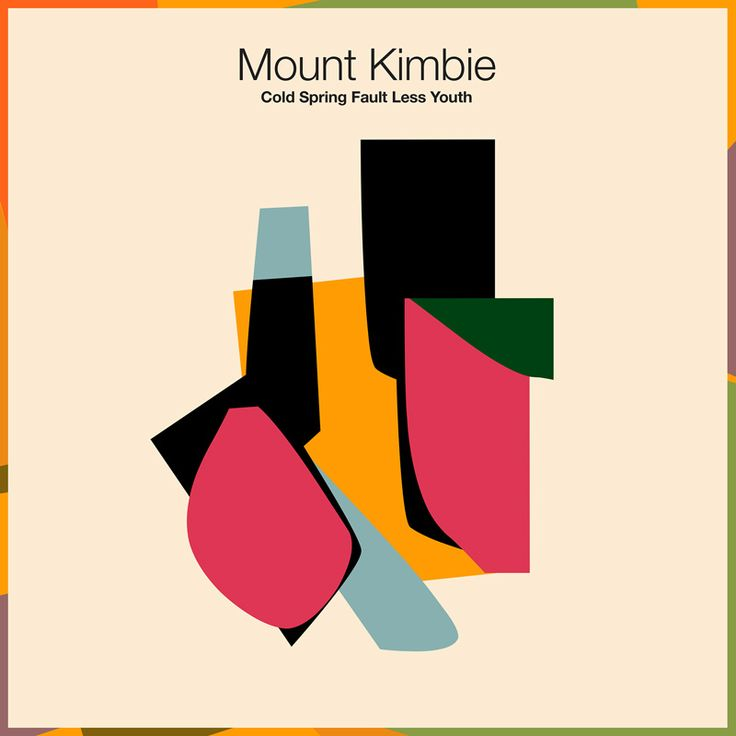 Mount Kimbie - 'Cold Sprint Fault Less Youth' - Leif Podhajský