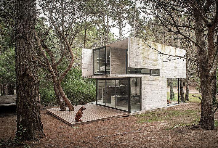 Concrete Summer House