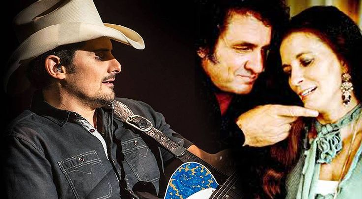 Country Music Lyrics - Quotes - Songs Modern country - Brad Paisley's New Ballad Features Romantic Poem From Johnny Cash To June Carter - Youtube Music Videos https://countryrebel.com/blogs/videos/brad-paisleys-new-ballad-features-romantic-poem-from-johnny-cash-to-june-carter