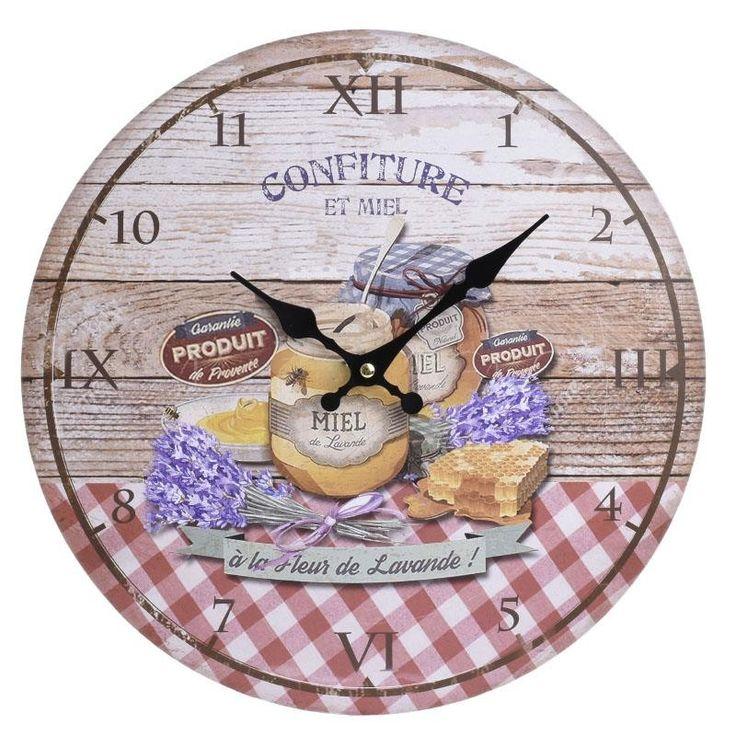 Wall Clock - Wall - CLOCKS - inart