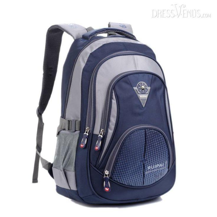 School Students In Korean Junior High Bag Backpack