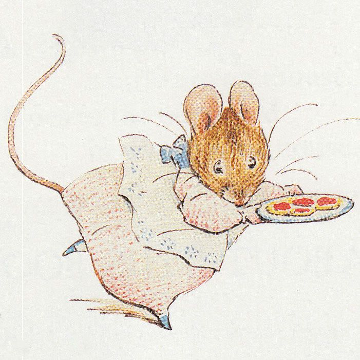 Passer Domesticus: 10 most favourite tales of beatrix potter.