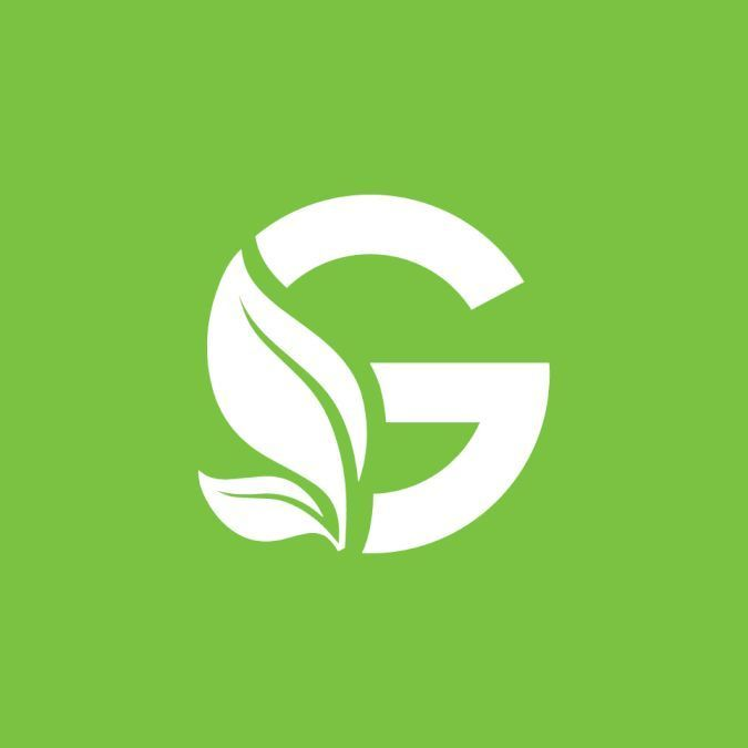 Nick S Landscaping Gardening Logo Projects Pinterest Logo Garten Landschaftsbau Logo Entwerfen