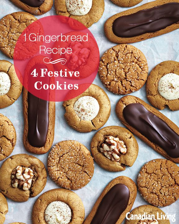 4 crispy ginger cookie recipes