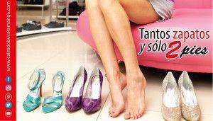 Conoce los diferentes tipos de zapatos con Calzado Bucaramanga. www.calzadobucaramanga.com