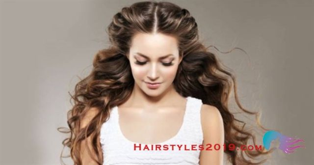 long hairstyles for round faces and thin hair | Long Hairstyles Trends 2018 – 20…