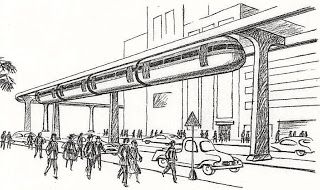 73 best MONORAIL--THE WORLD THAT'S COMING.... images on