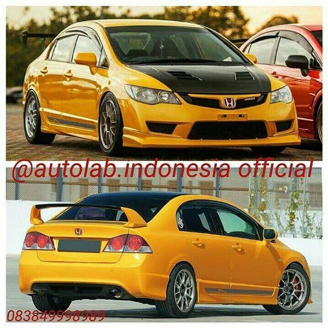 14++ Honda civic type r mugen ideas