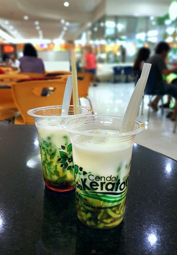 """Cendol De Keraton"", Food Court Taman Anggrek Mall, Jakarta"