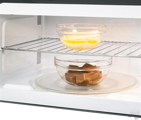 microwave oven with 300 cfm venting system cooking watts sensor cooking steam cook button and power saver mode