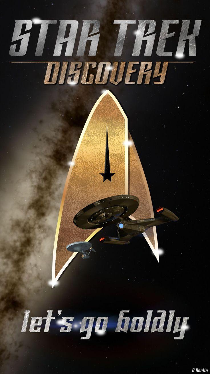 Star Trek Discovery Wallpapers Wallpaper Cave Star