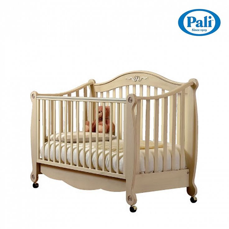 Wooden Baby Nursery Cot Rigoletto