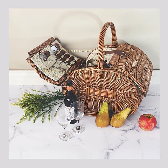 Easy like a bank holiday picnic #LoveCarraigDonn #PicnicSet