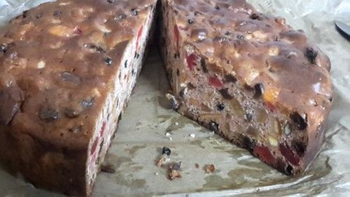 annabel langbein's miracle 3 ingredients christmas cake