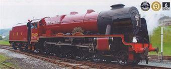 372-578 Class 6P Rebuilt Royal Scot 4-6-0 6100 'Royal Scot' in LMS Crimson (as preserved) £118.96