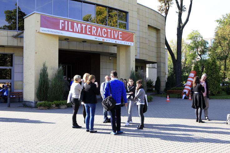 Filmteractive 2014 in Lodz Film School!!!