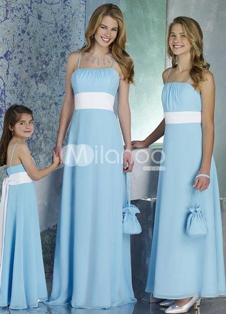 1000  images about Bridesmaid dresses on Pinterest - Carolina blue ...