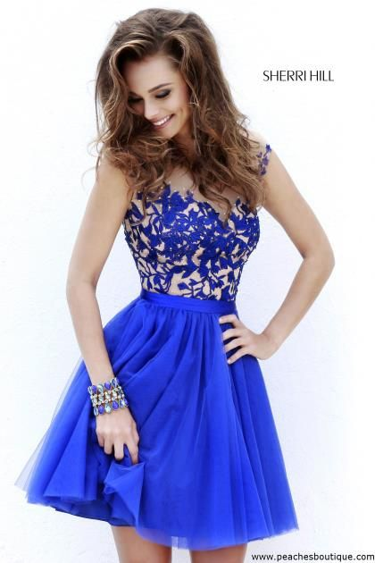 Sherri Hill Gorgeous Prom Dress 11171