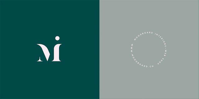Moodboard Interiors Brand Identity