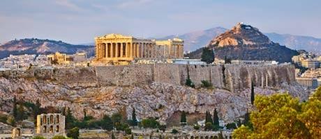 Rantapallon kohdeopas: Ateena