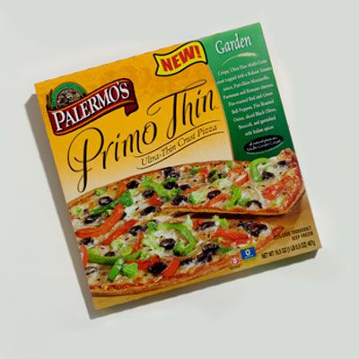 Palermo's Primo Thin Garden pizza was named to Health magazine's America's Healthiest Buys list for 2010.
