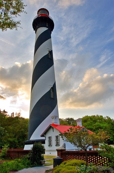 St. Augustine Lighthouse: St. Augustine, FL