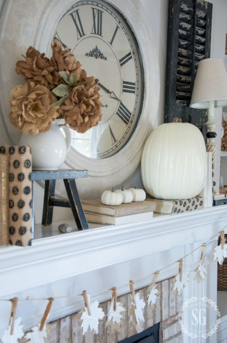 Marvelous 85+ Best Pictures: Stunning Fall Mantel Decor Ideas To Inspire You http://goodsgn.com/design-decorating/85-best-pictures-stunning-fall-mantel-decor-ideas-to-inspire-you/