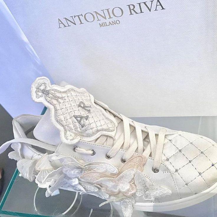 Abiti da sposa Antonio Riva 2018