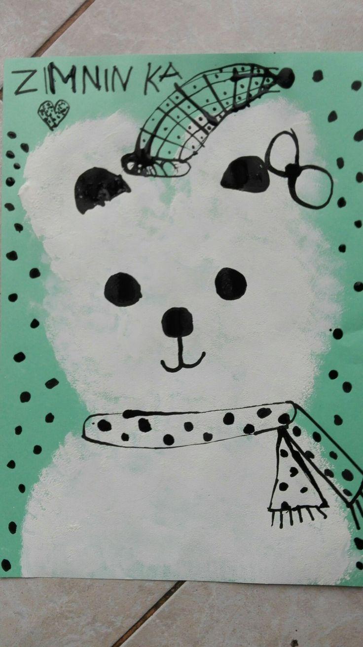 Lední medvěd Zimninka