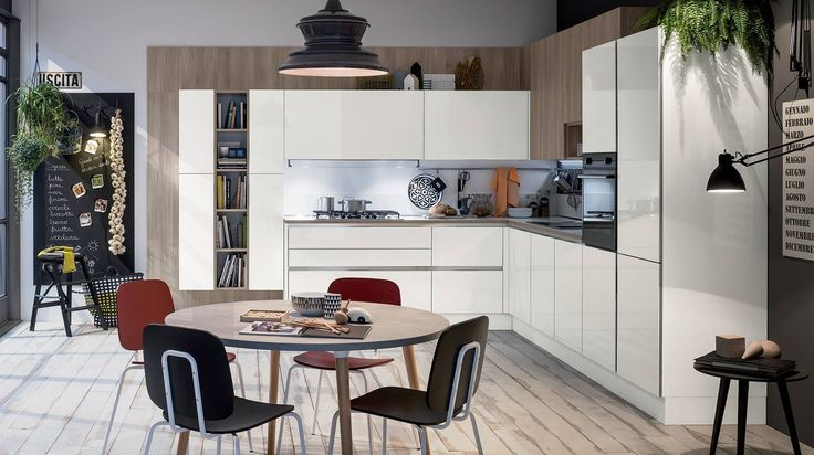 11 best Le mie cucine images on Pinterest | Mie, Kitchens and 50th