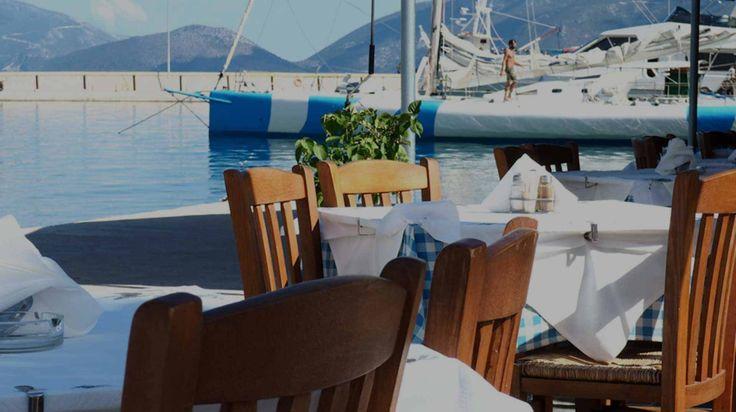 Restaurant Kefalonia | Adonis Restaurant in Sami Kefalonia