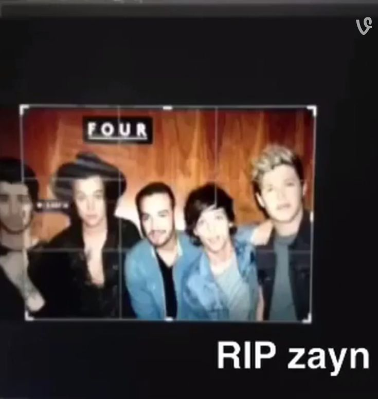 23 Times Vine Literally Could Not With This Zayn News