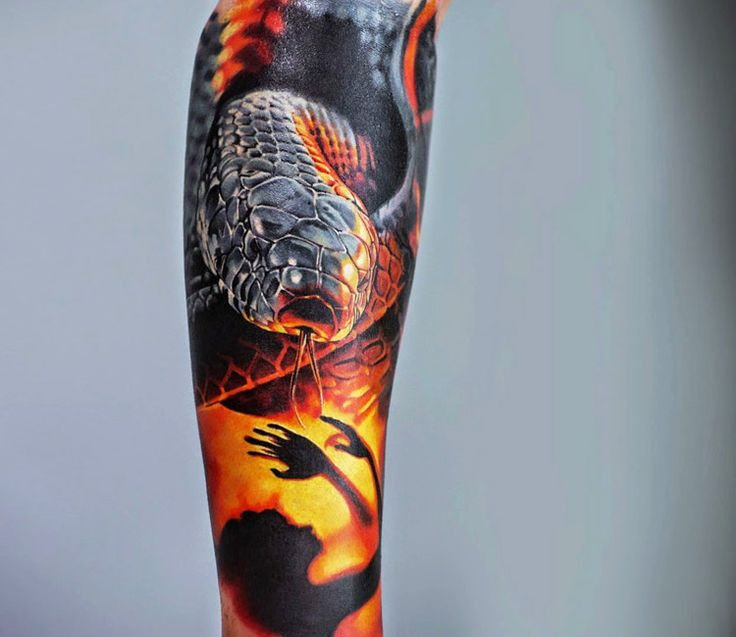 1000 ideas about wicked tattoos on pinterest tattoos - Wicked 3d tattoos ...
