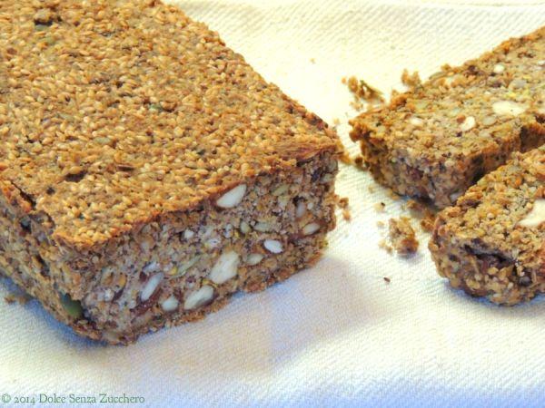 Pane che ti cambia la vita ricetta Pane Senza Lievito e Senza Glutine (Ricetta Naturale, Biologica e con IG Basso)