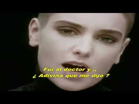 1966 Sinead O'Connors - 1990 Nothing Compares To you. Subtitulado Español…