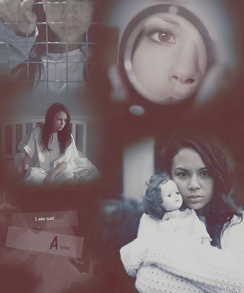 Mona pretty Little Liars